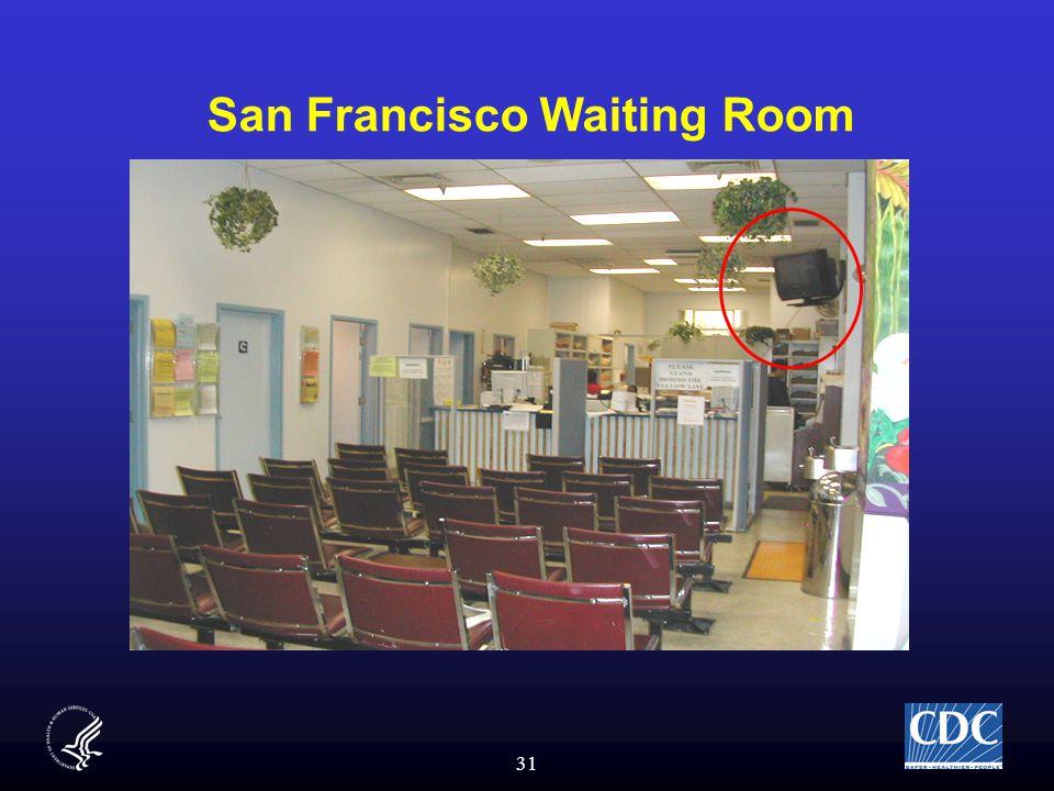 31 San Francisco Waiting Room
