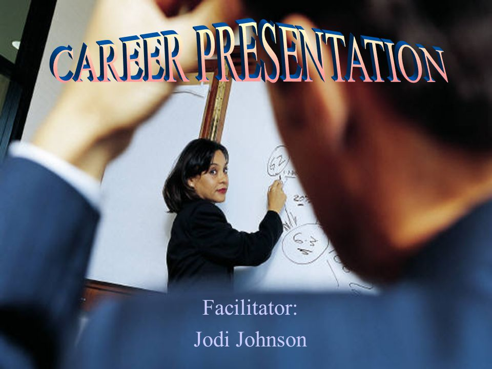 Title Page Facilitator: Jodi Johnson