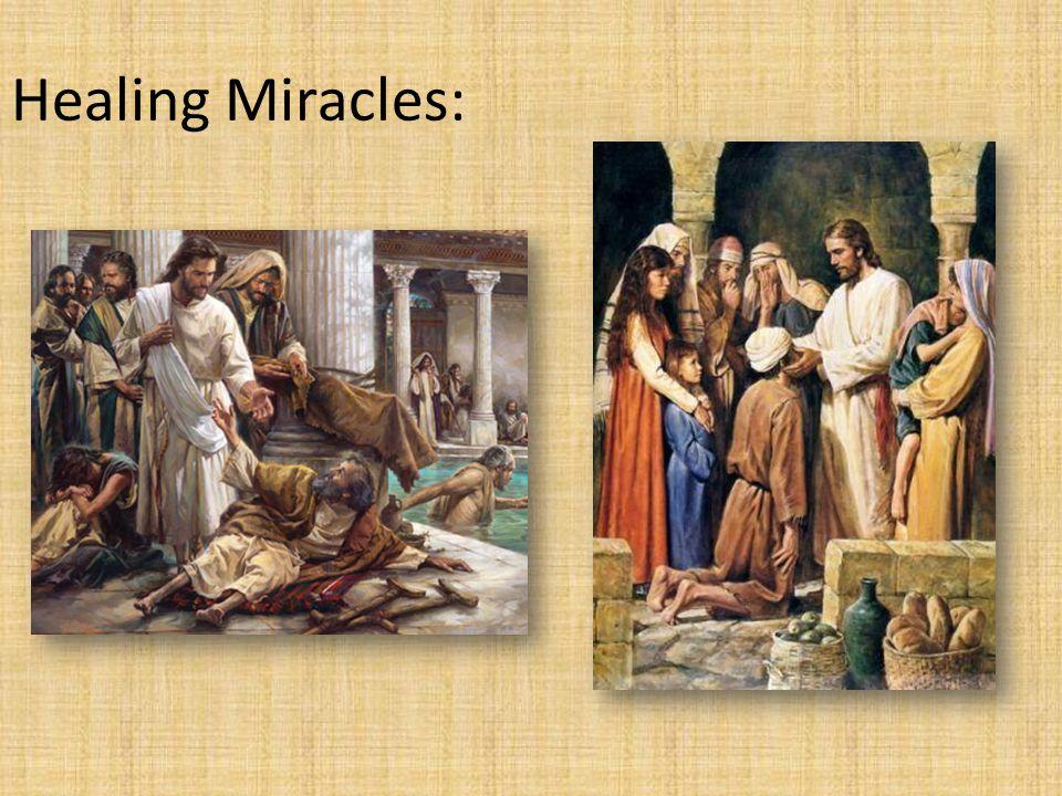 Healing Miracles: