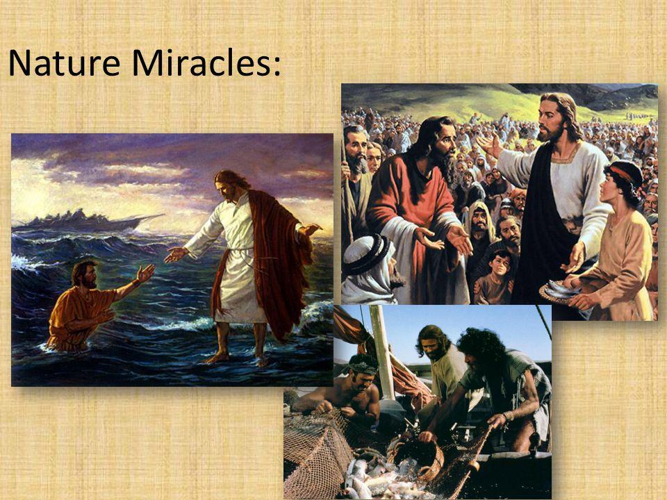 Nature Miracles: