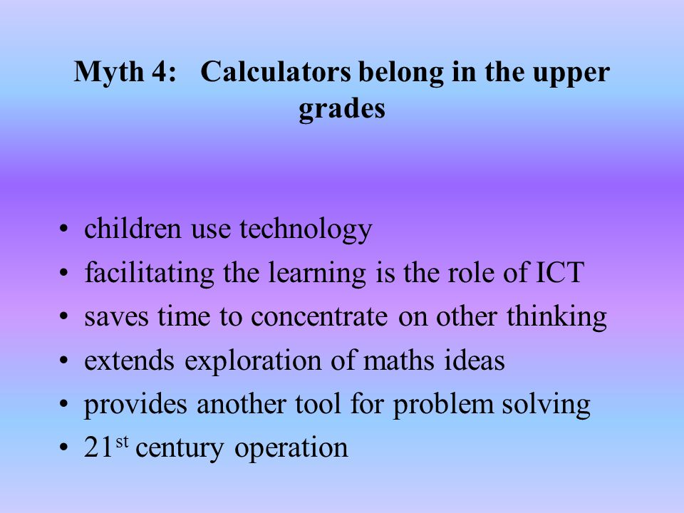 New Qld Maths syllabus …..