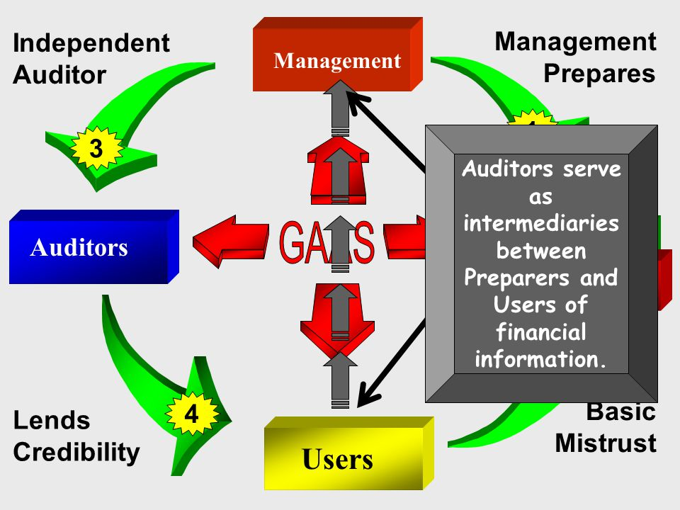 Auditing is a systematic process of...