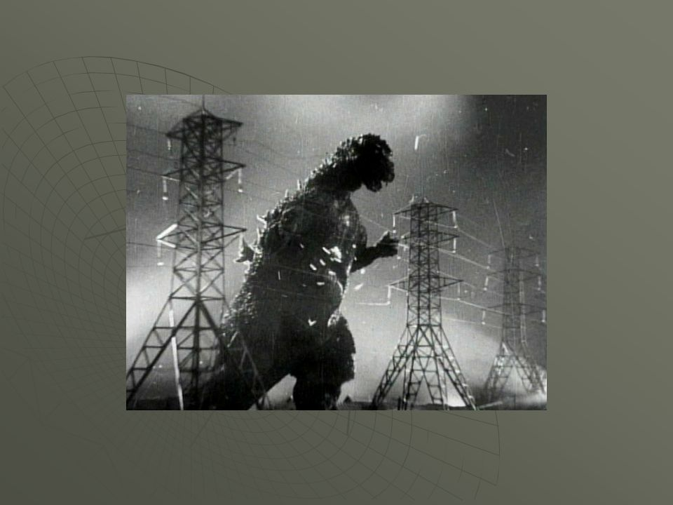 CLOSURE:  How have the technical aspects of motion picture films been improved in Godzilla.