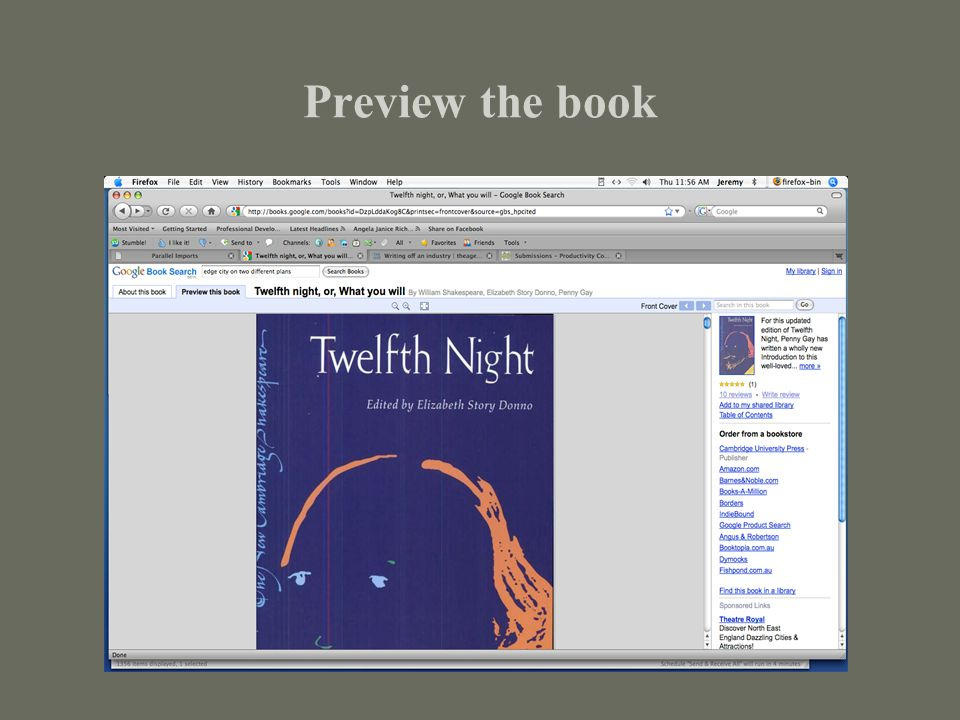 Preview the book