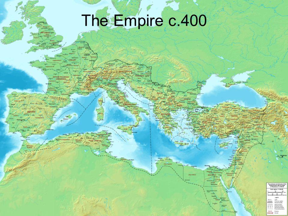The Empire c.400