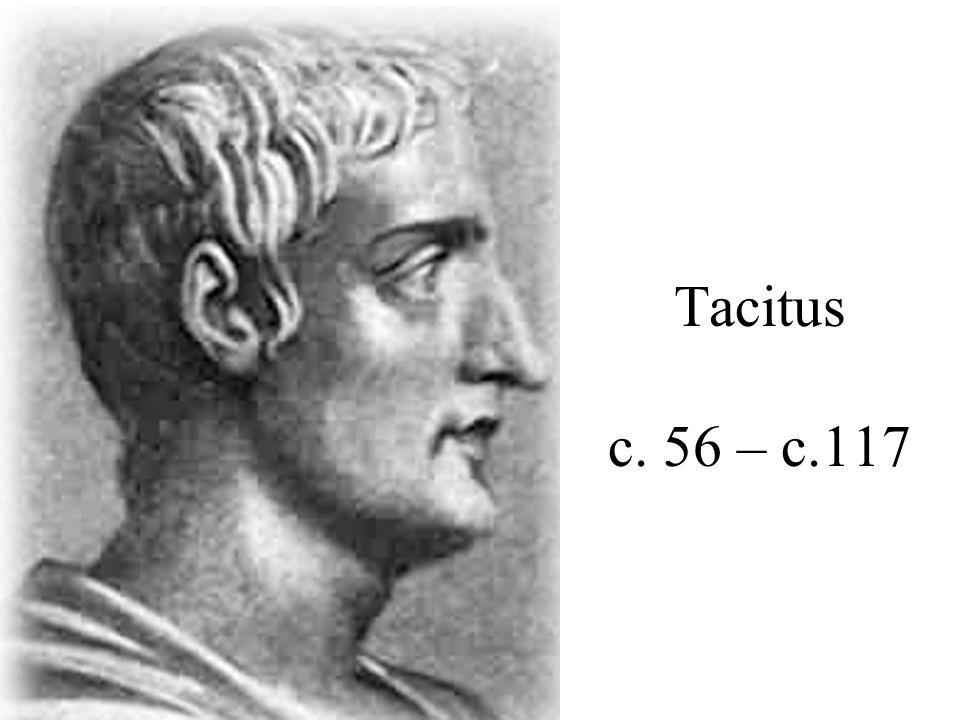 Tacitus c. 56 – c.117