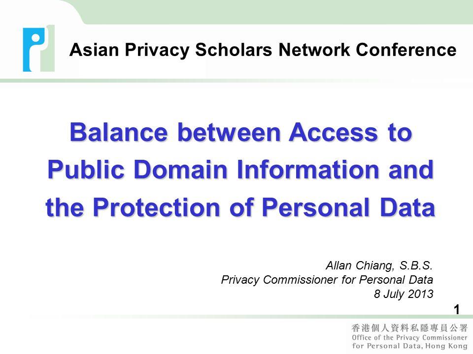 1 Allan Chiang, S.B.S.