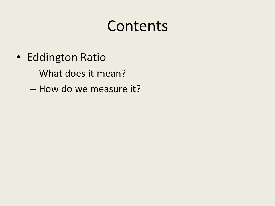 Eddington Ratio Distributions: Distant Kollmeier et al.