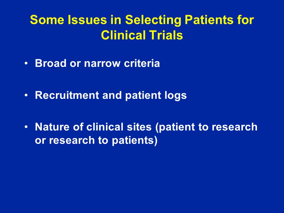 Patient Logs Should You Count Those Not Included.
