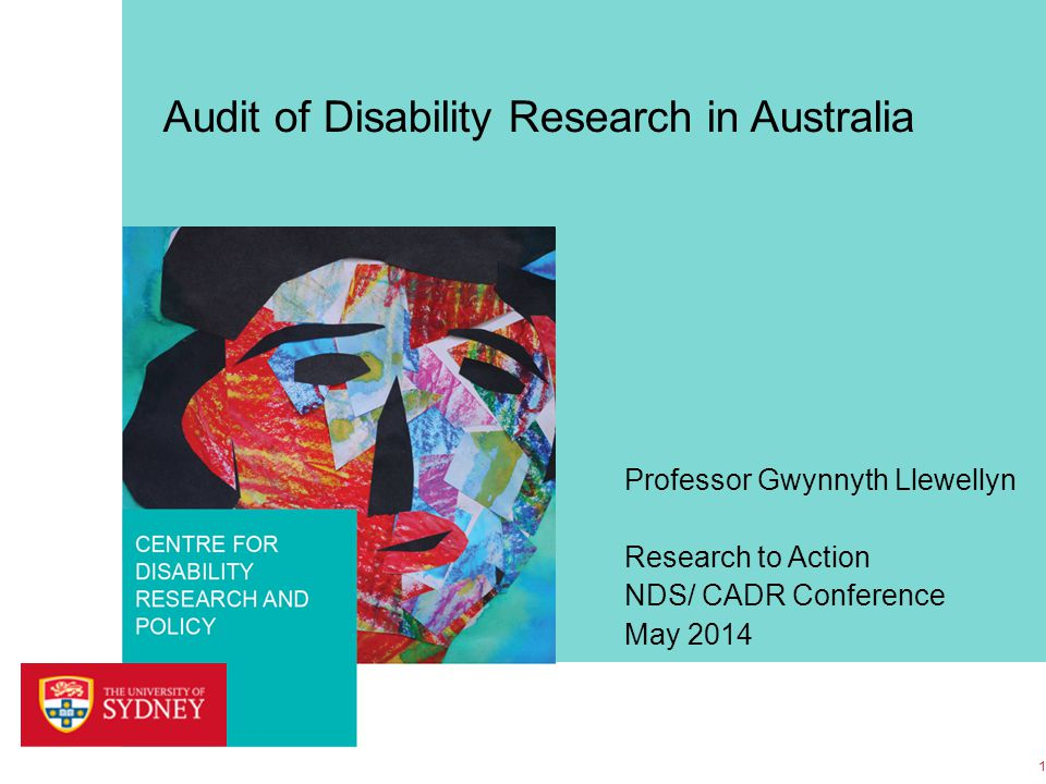 Summary of findings  Finding 4  The disability reform agenda leans heavily on human rights and social equity principles with a values base about choice and control, empowerment, and person- centred support  These concepts are relatively absent from the research evidence base  Finding 5  Greatest proportion of research DOES NOT address the four diverse/ disadvantaged groups that is  Aboriginal and Torres Strait Islander communities  People from culturally and linguistically diverse backgrounds  Women with disability  People with disability living in regional, rural and remote areas 12