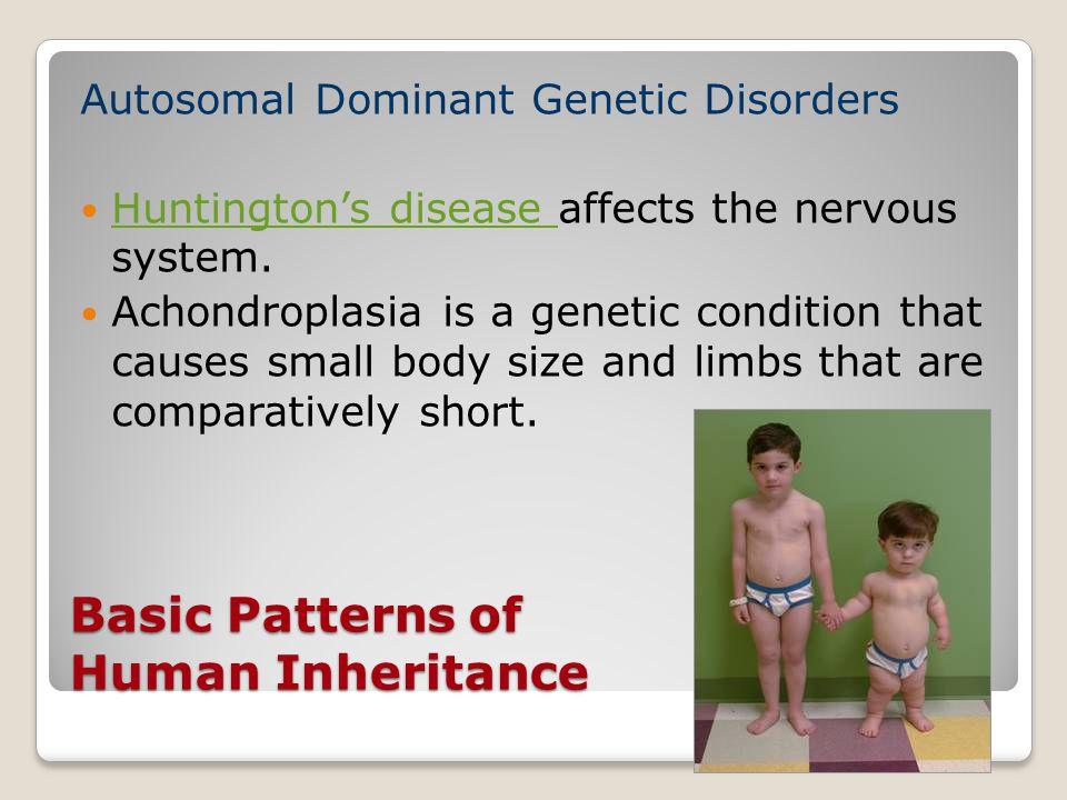 Huntington's Disease Punnett Square