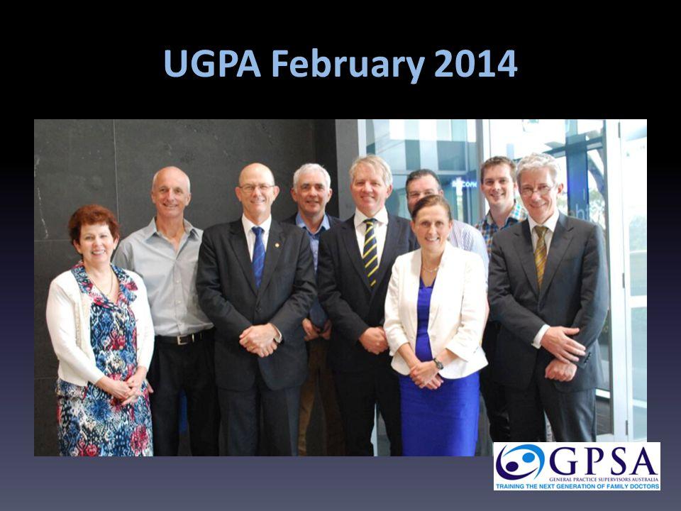 UGPA February 2014