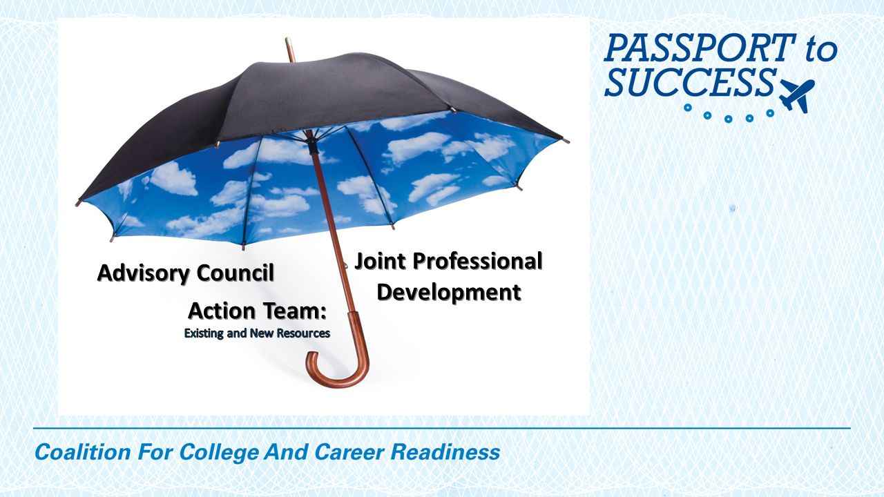 Joint Professional Development Advisory Council