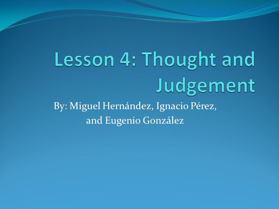By: Miguel Hernández, Ignacio Pérez, and Eugenio González