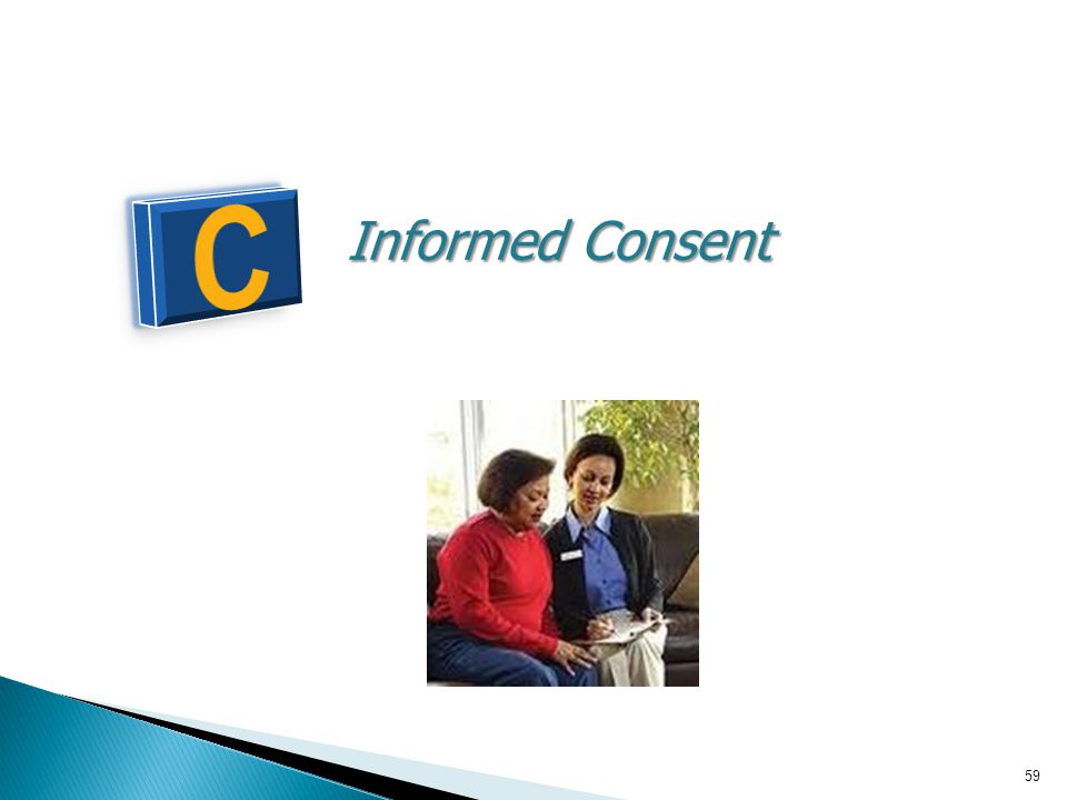 59 Informed Consent