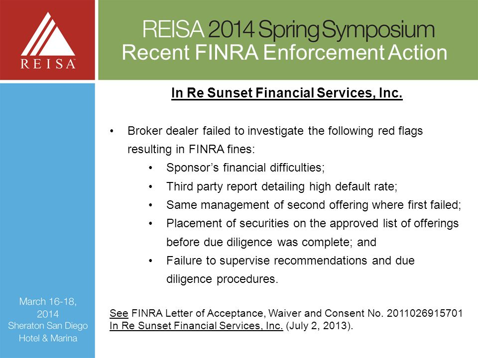 In Re Sunset Financial Services, Inc.