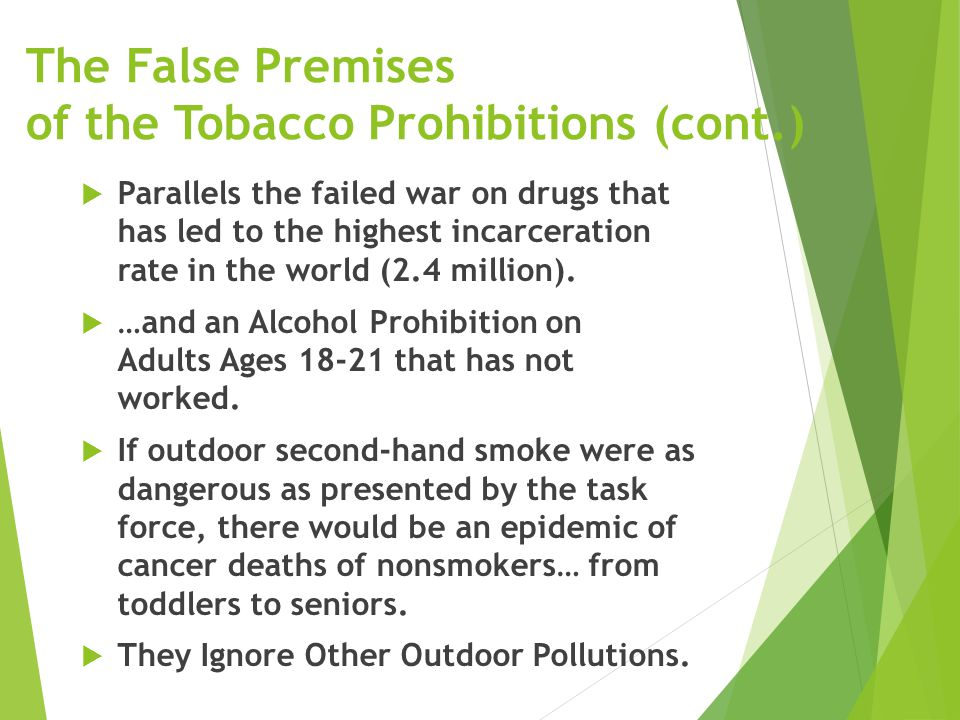 Statistically Flawed Surveys…  Some faculty with considerable expertise in surveys and statistical sampling believe that the surveys conducted by the Tobacco Task Force may be fatally flawed.
