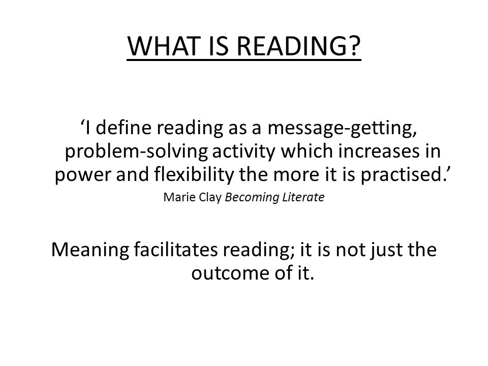 Modifying tasks What can we do to support struggling readers?