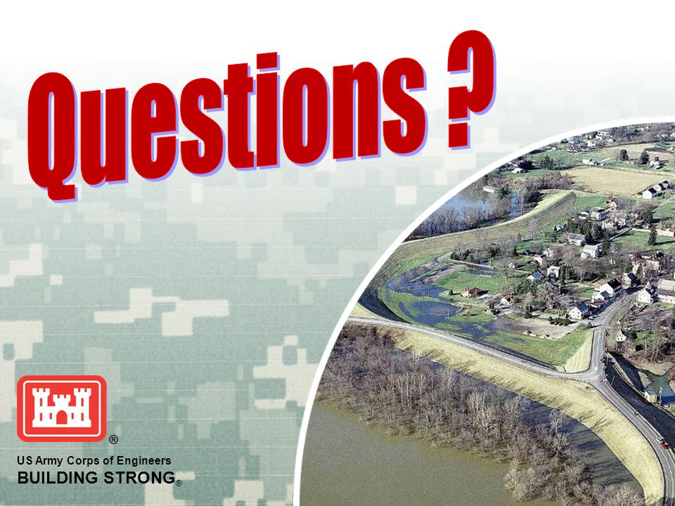 BUILDING STRONG ® 18 US Army Corps of Engineers BUILDING STRONG ®