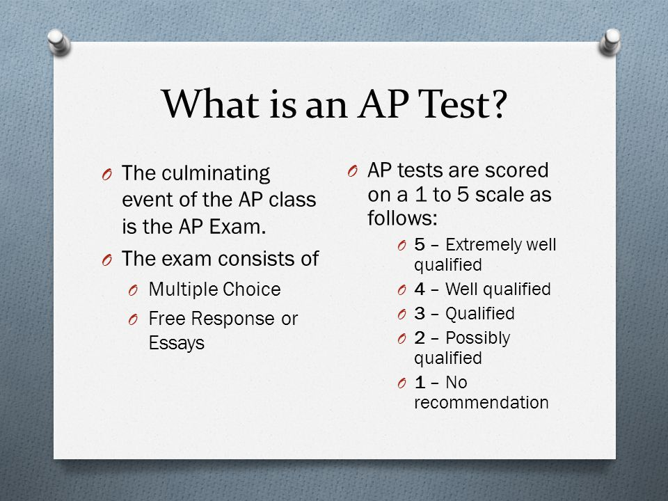 How does AP credit work.