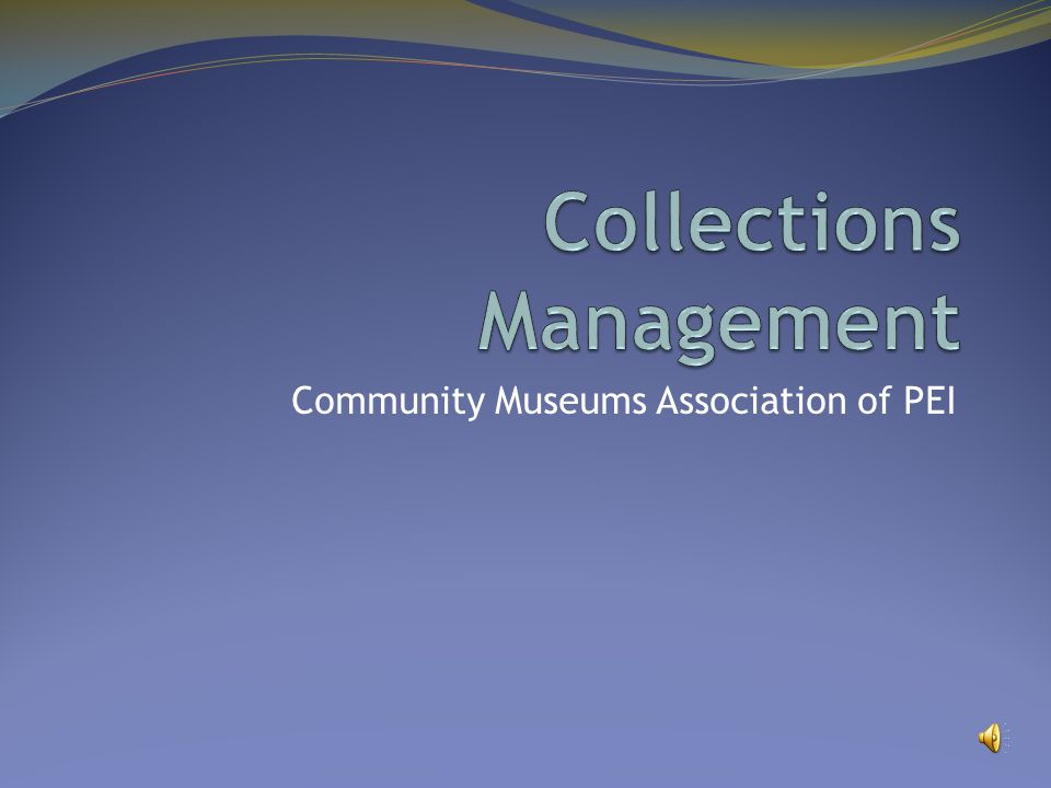 Community Museums Association of PEI