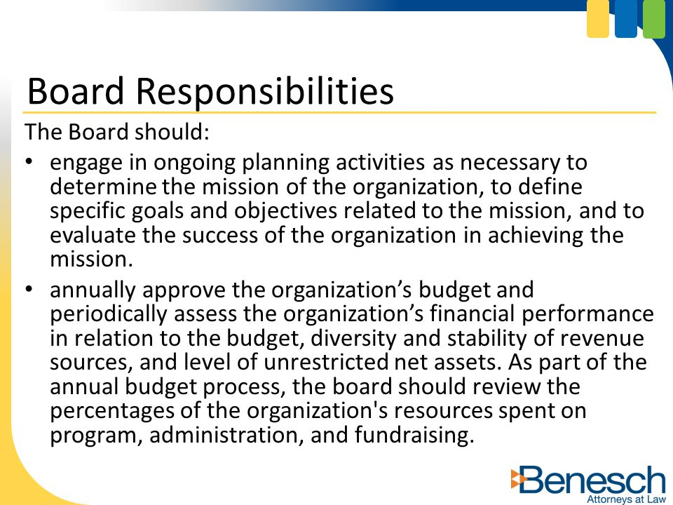 The IRS Form 990 requests the organization's total number of board members and total number of independent board members.