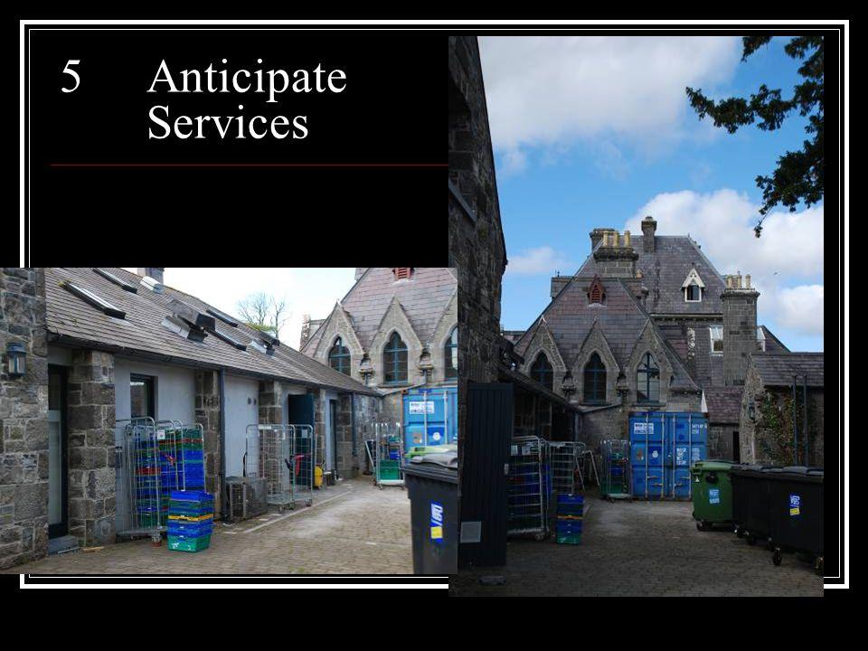5 Anticipate Services