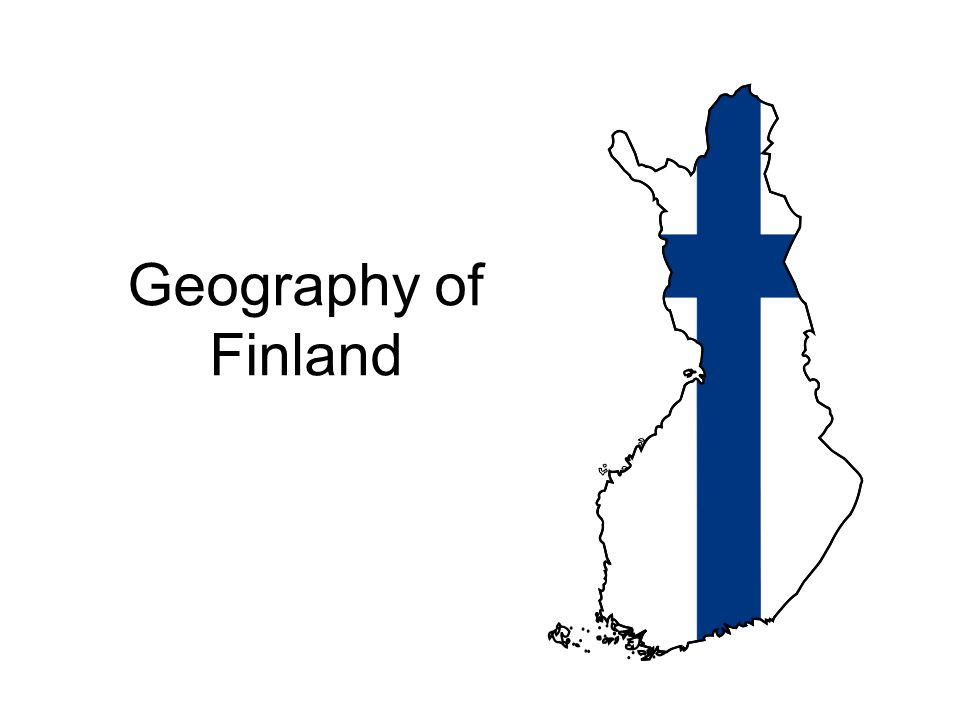 Geography of Finland