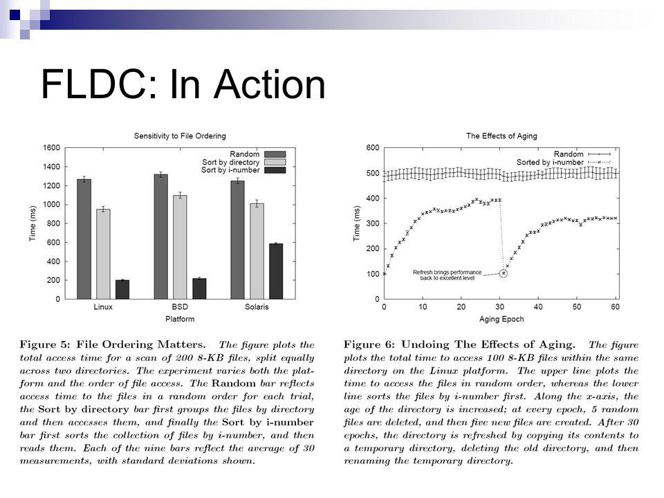 FLDC: In Action