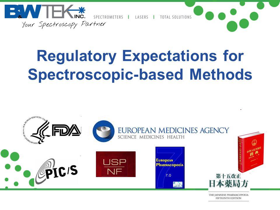 30 Spectroscopic-based Identity Method  Sample analysis 1.
