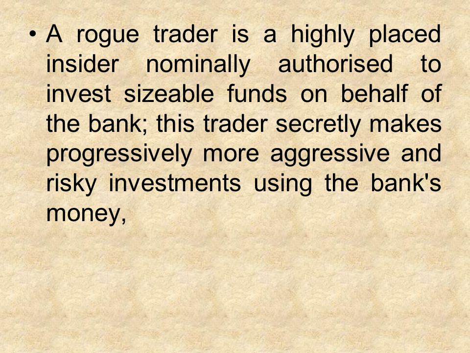 withdrawn by an individual depositor or transferred or invested can therefore be valuable to a thief who wishes to conceal the minor detail that the bank s money has in fact been stolen and is now gone.