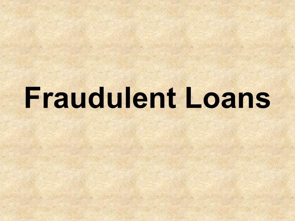 Forged or Fraudulent Documents Uninsured Deposits Theft of Identity Demand Draft Fraud
