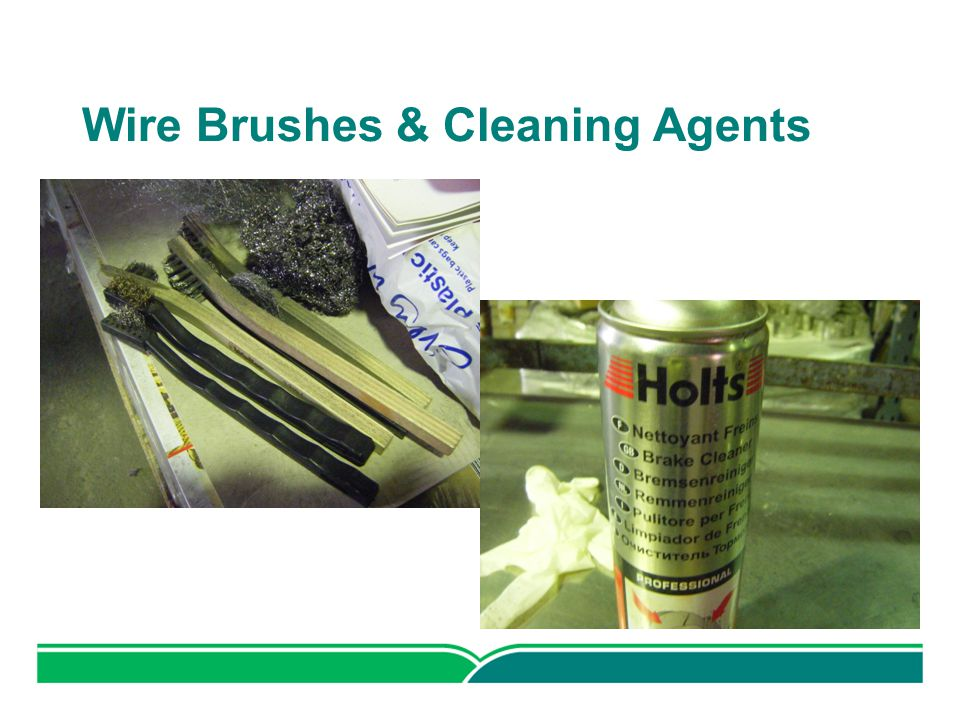 Wire Brushes & Cleaning Agents