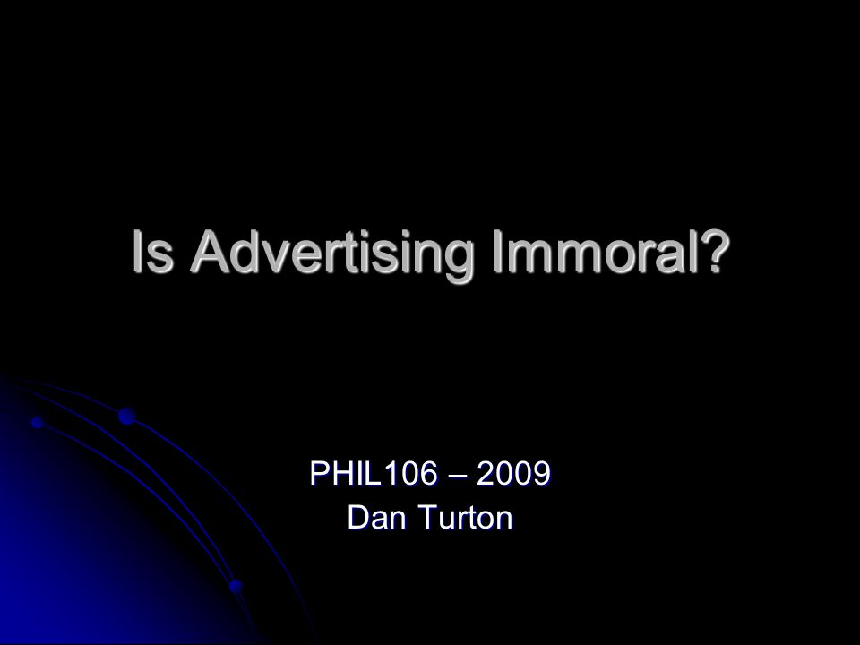 Last Time Advertising is good because: Advertising is good because: It helps consumers decide what to buy It helps consumers decide what to buy It provides incentives for innovation It provides incentives for innovation At least some of it is entertaining At least some of it is entertaining Its good for the economy Its good for the economy It allows us to improve our lives (as we see fit) by helping us to satisfy our wants and needs It allows us to improve our lives (as we see fit) by helping us to satisfy our wants and needs Busting the myths about advertising: Busting the myths about advertising: Advertising does not lie or deceive Advertising does not lie or deceive Advertising cannot make people buy things they don't want Advertising cannot make people buy things they don't want