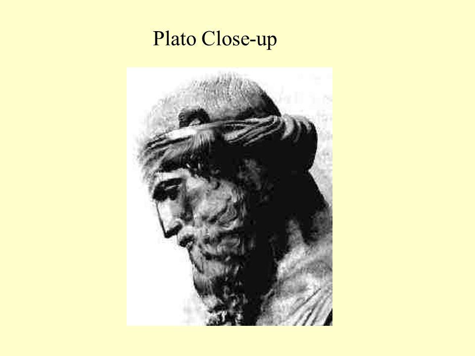Plato Close-up