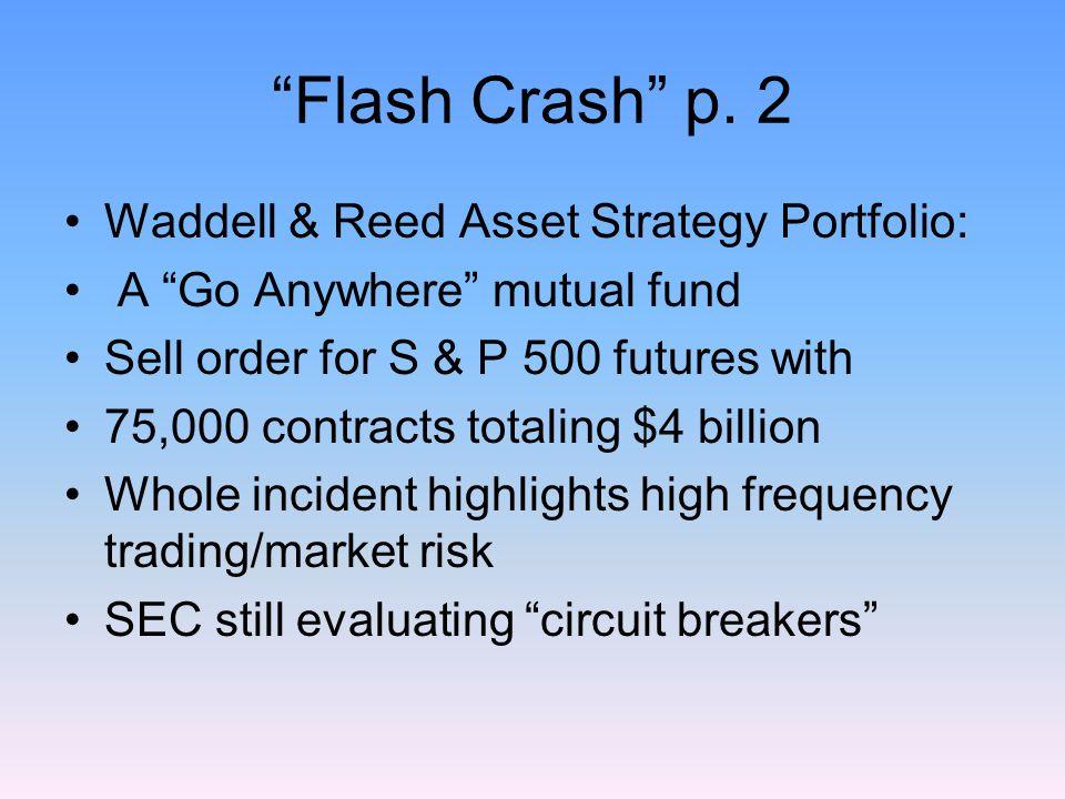 Flash Crash p.