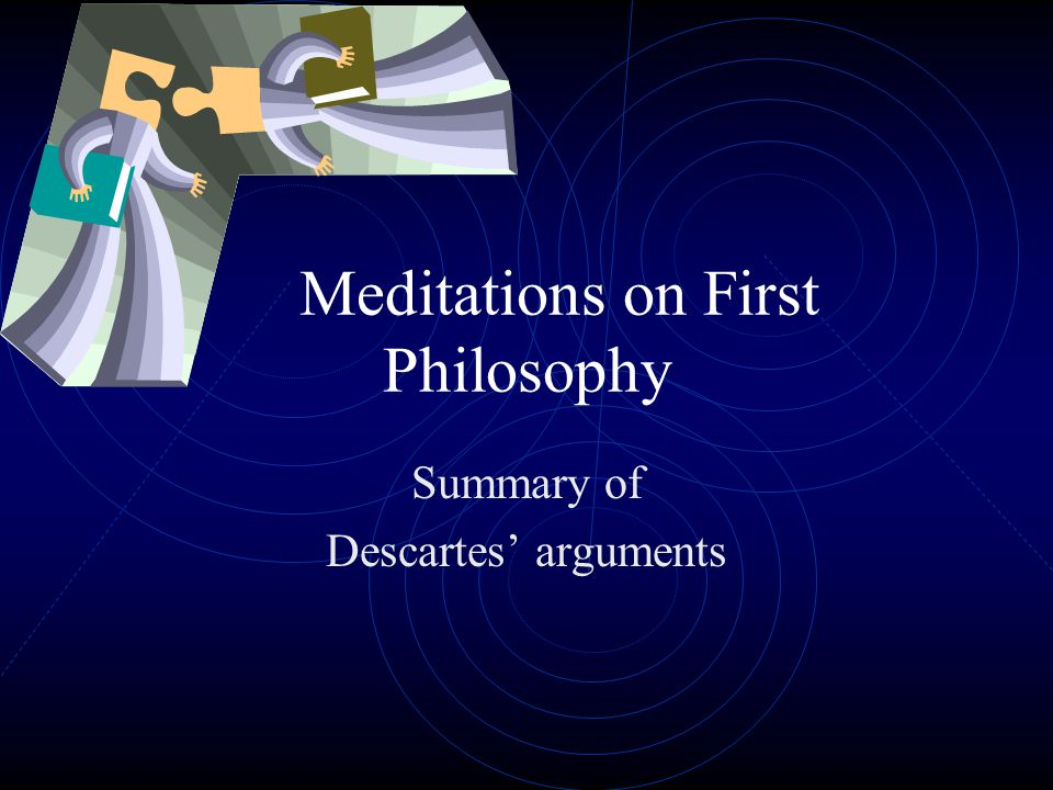 descartes second meditation essay
