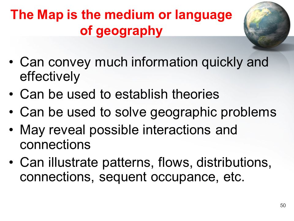 """49 Map Making Cartography Scale –Fraction1/24,000 –Ratio1:24,000 –Written statement """"1 inch equals 1 mile"""" –Bar style Detail and area –Small scale map"""