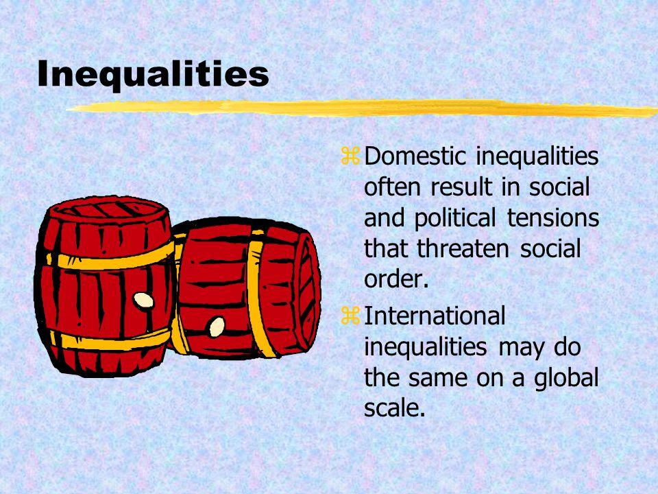 National & Global Instability