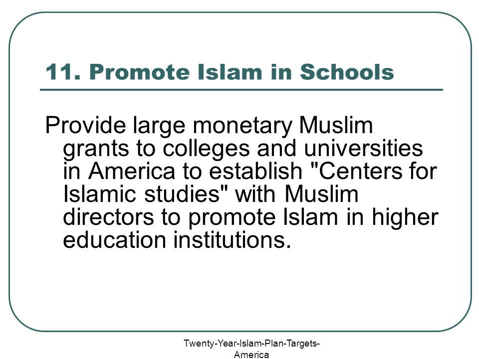 Twenty-Year-Islam-Plan-Targets- America 11.