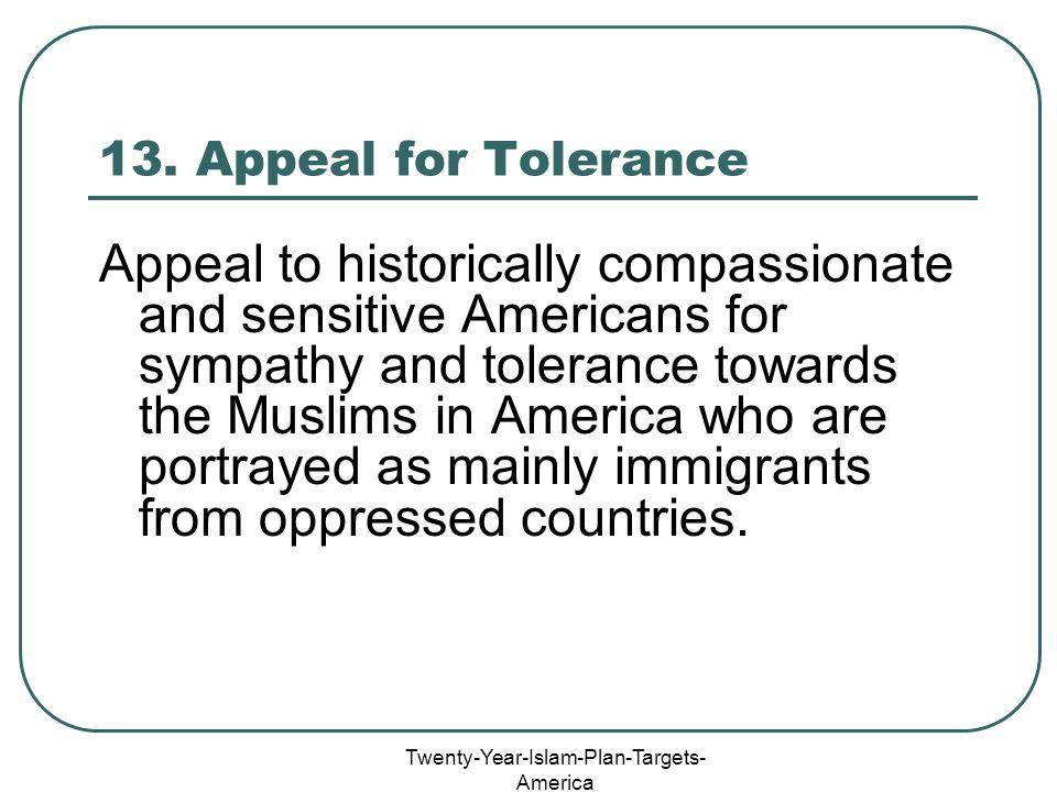 Twenty-Year-Islam-Plan-Targets- America 13.