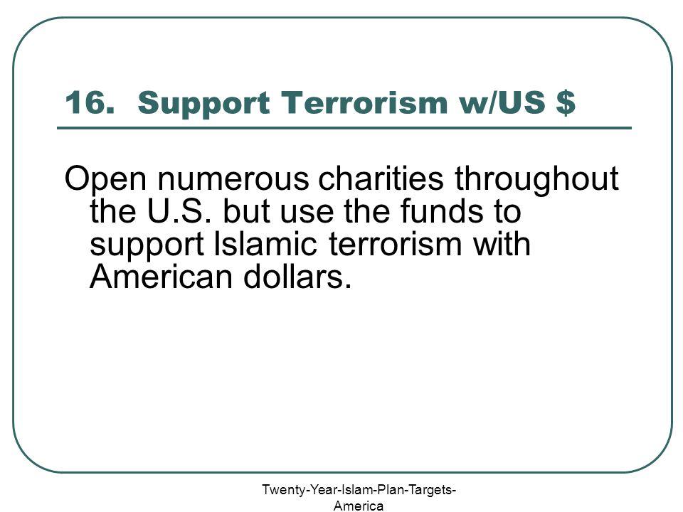 Twenty-Year-Islam-Plan-Targets- America 16.
