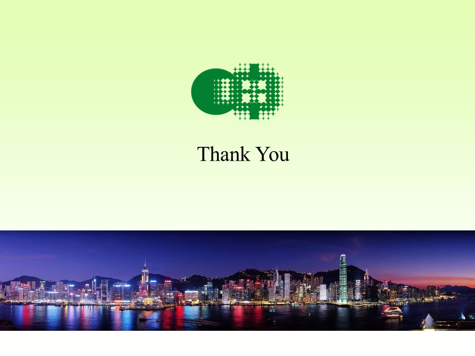 OFFICE OF THE OMBUDSMAN HONG KONG 16 Thank You