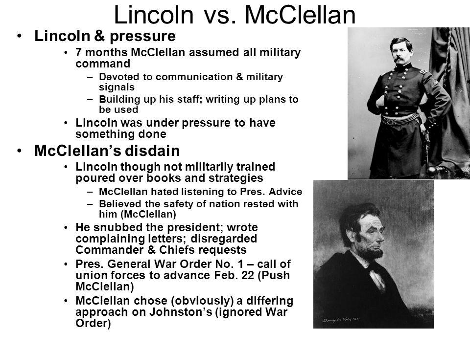 Lincoln vs.