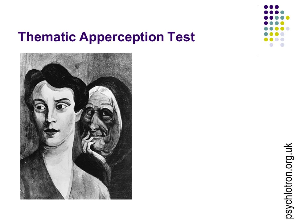 Thematic Apperception Test psychlotron.org.uk