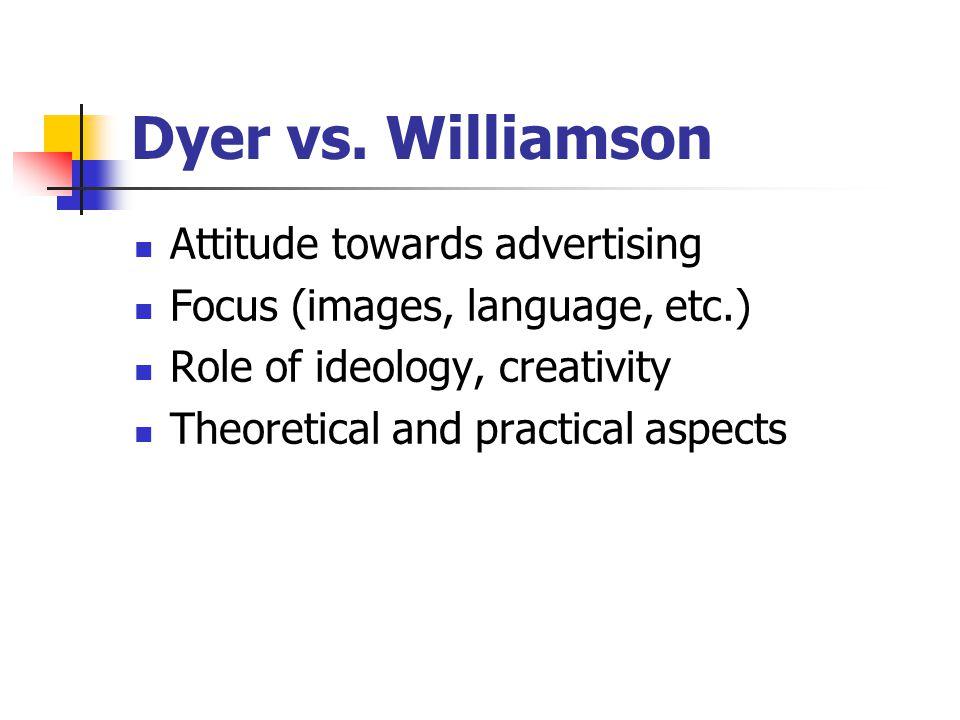 Dyer vs.
