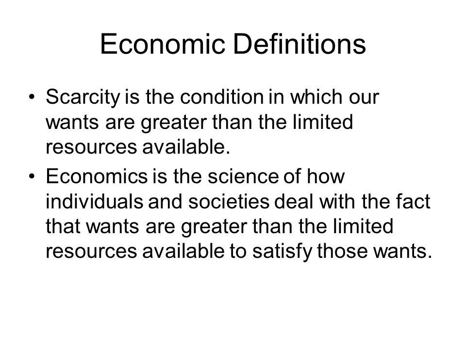 Economic Categories Positive Economics Normative Economics Microeconomics Macroeconomics