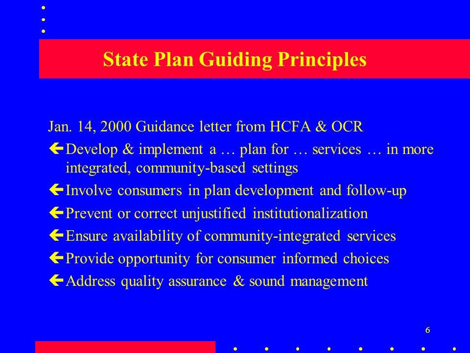 6 State Plan Guiding Principles Jan.