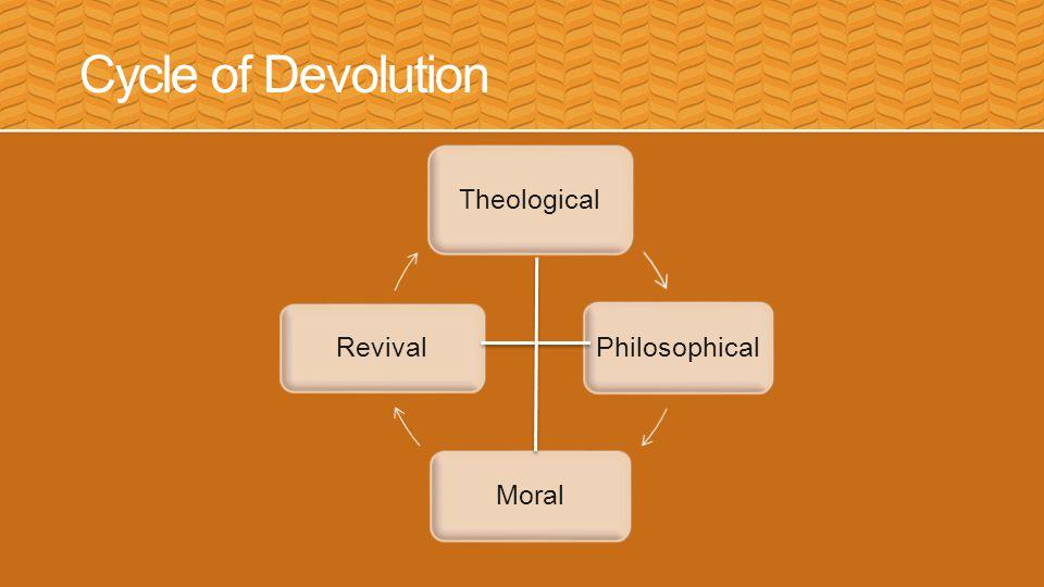 Cycle of Devolution