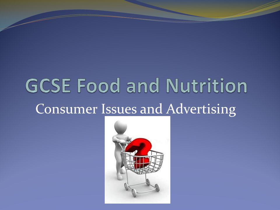 Learning Objectives To be able to understand consumer protection and legislation To develop an understanding of methods of seeking a remedy To understand advertising strategies and regulations
